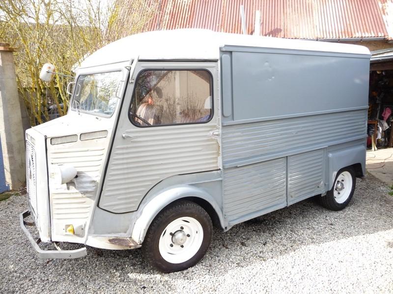 Présentation & Restauration : Transformation d'un type H en camping car moderne ! P1080315