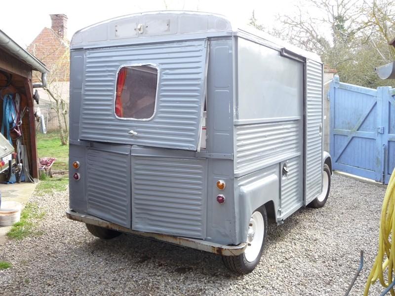 Présentation & Restauration : Transformation d'un type H en camping car moderne ! P1080316