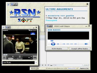 RSN Desktop Utility Rsndts10