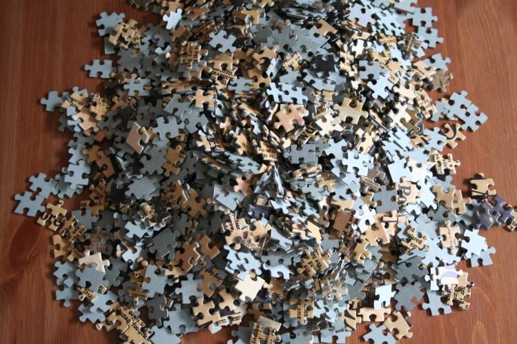 puzzle 1er pas sur la lune Puzzle10