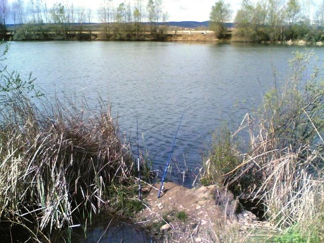 Día de Pesca cerca de La Bañeza 10042010