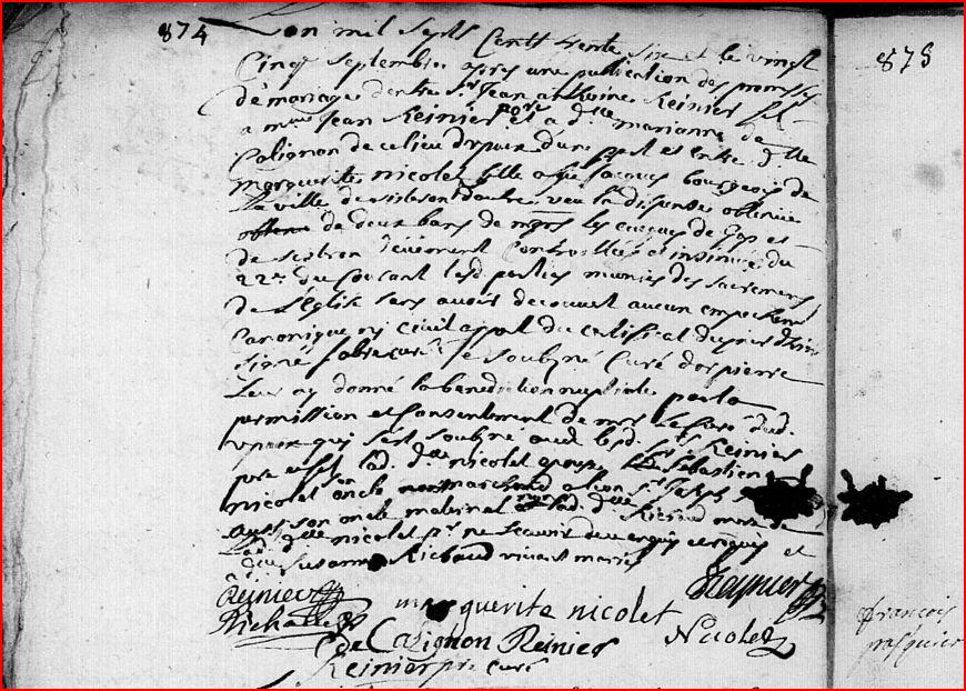 Biographie de François Augustin Reynier De Jarjayes - Page 4 Mariag10