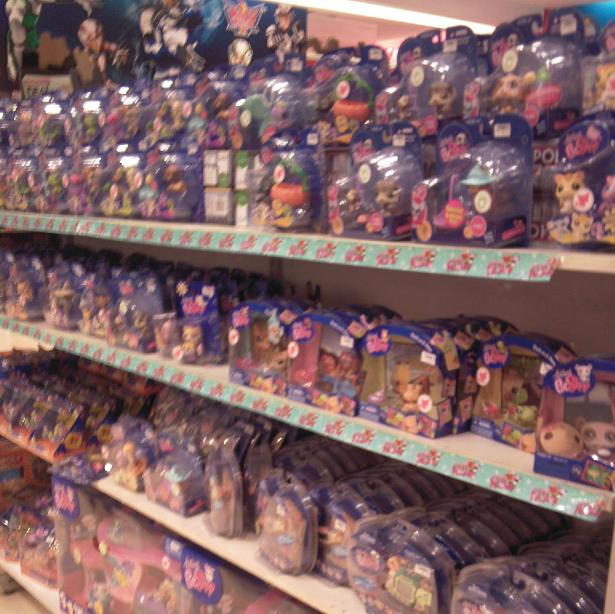 photos d'un magasin de jouets à Bali et à Bangkok 510