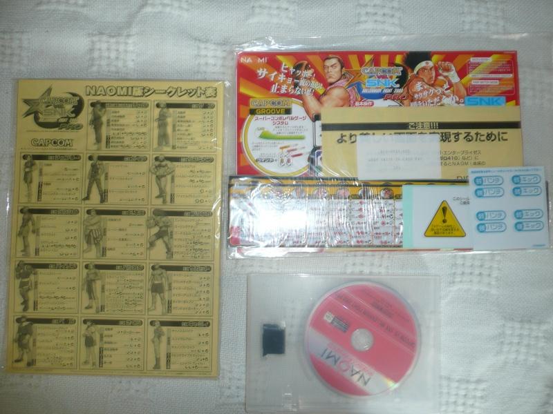 [VDS] Sega Blast City, MVS et Naomi GD-ROM Capcom10