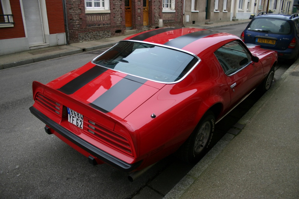 Pontiac Formula 1974 455ci préparé Photo_21