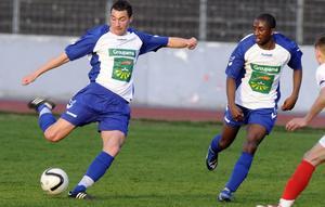 [CFA] Montceau - FC Mulhouse 20090410