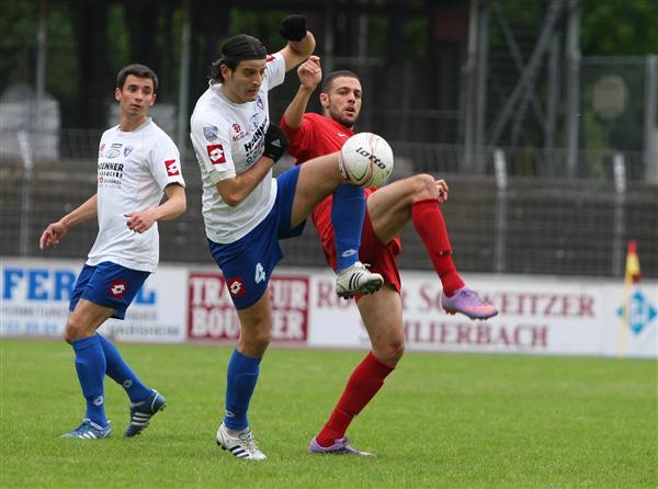 [CFA] 36 ème journée FC Mulhouse / Besançon RC Castil12