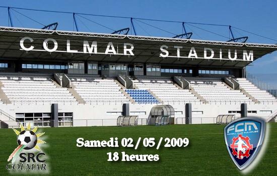 [CFA] SR Colmar / FC Mulhouse Derbyf10