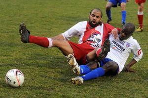 [CFA] 31 ème journée : FC Mulhouse / Villemomble Fcmdun10