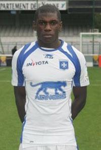 [CFA] AJ Auxerre2 / FC Mulhouse le 08/02/2009 Kitamb10