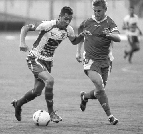 [CFA] AJ Auxerre2 / FC Mulhouse le 08/02/2009 - Page 2 Regnie10