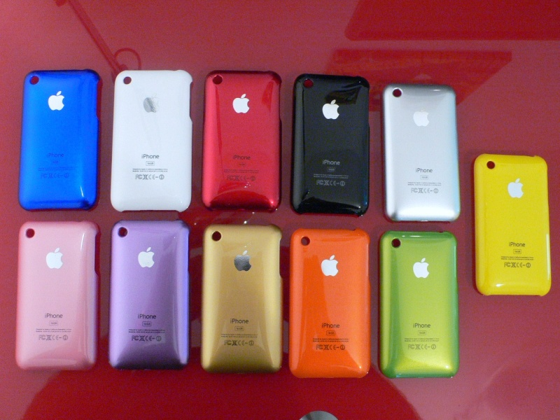 [VDS] Coques Iphone 3G 09012110