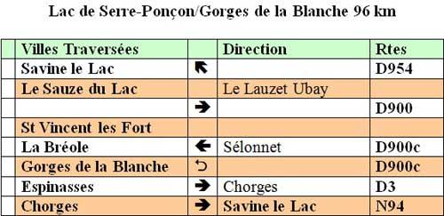 Lac de Serre-Ponçon/Gorges de la Blanche 2010-014