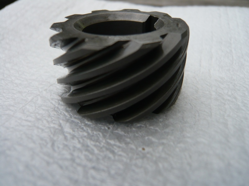 pignon pompe - [XB12] pignon pompe à huile P1010411