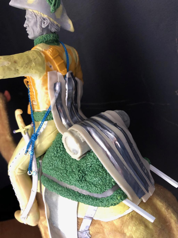 Trompette du Régiment des Dromadaires en 1800 (180 mm) - Page 6 11010