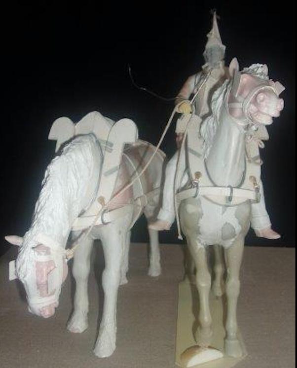 Figurine au 1/10 1110