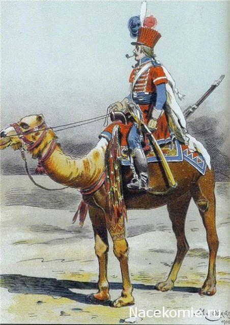 regiment des dromadaires, rpmodels 87467510