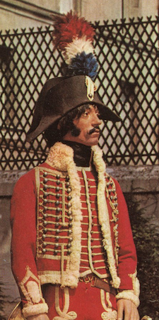 Trompette du Régiment des Dromadaires en 1800 (180 mm) - Page 4 Captu214