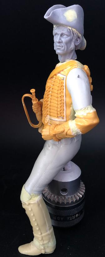Trompette du Régiment des Dromadaires en 1800 (180 mm) - Page 4 Captu250