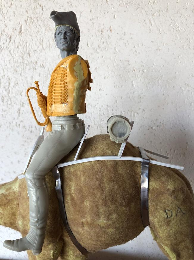 Trompette du Régiment des Dromadaires en 1800 (180 mm) - Page 4 Captu266
