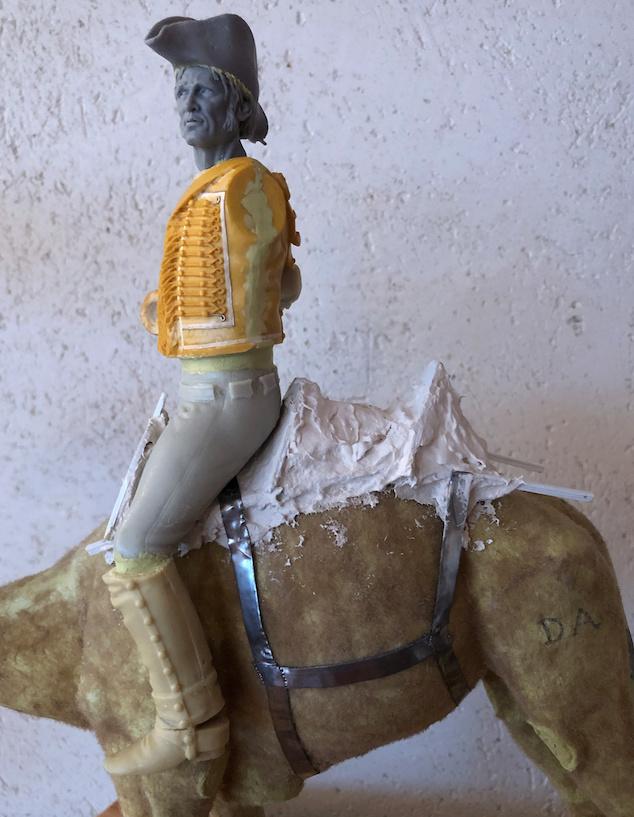 Trompette du Régiment des Dromadaires en 1800 (180 mm) - Page 4 Captu277