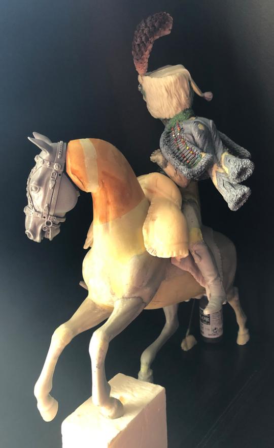 Figurine du Premier EMPIRE en 180 mm - Page 14 Captu306