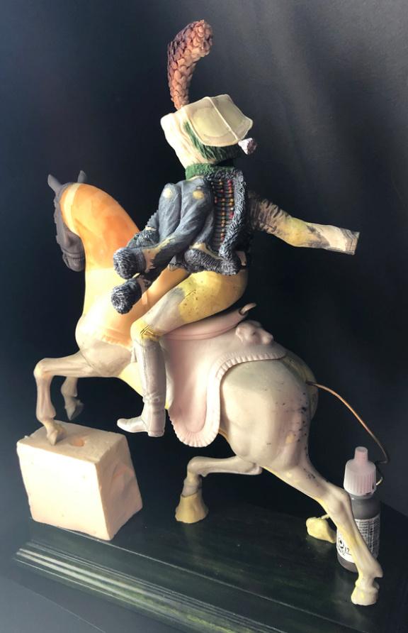 Figurine du Premier EMPIRE en 180 mm - Page 14 Captu366