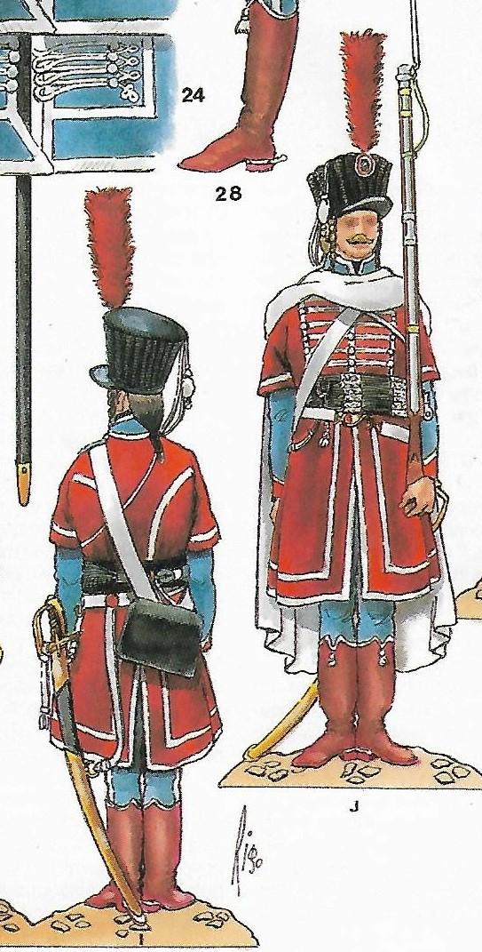 regiment des dromadaires, rpmodels Dromad10