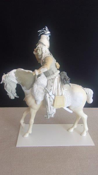 Figurine du Premier EMPIRE en 180 mm - Page 16 Hussar10