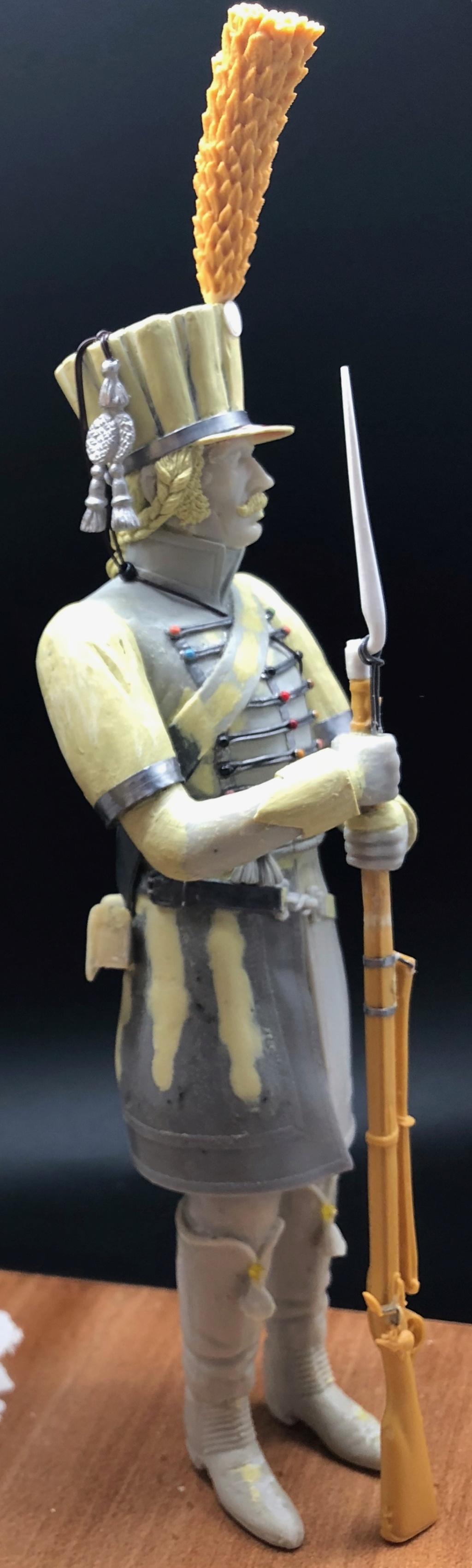 Trompette du Régiment des Dromadaires en 1800 (180 mm) - Page 3 Img_1012