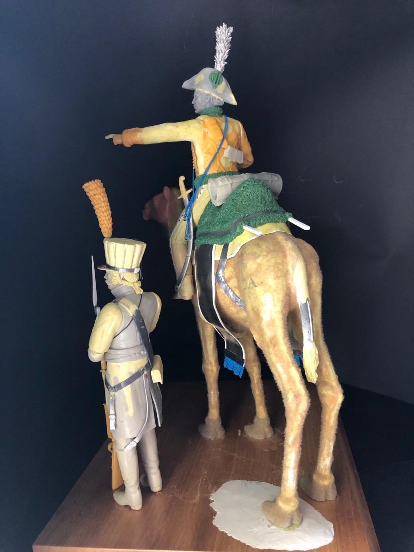 Trompette du Régiment des Dromadaires en 1800 (180 mm) - Page 5 Img_4712