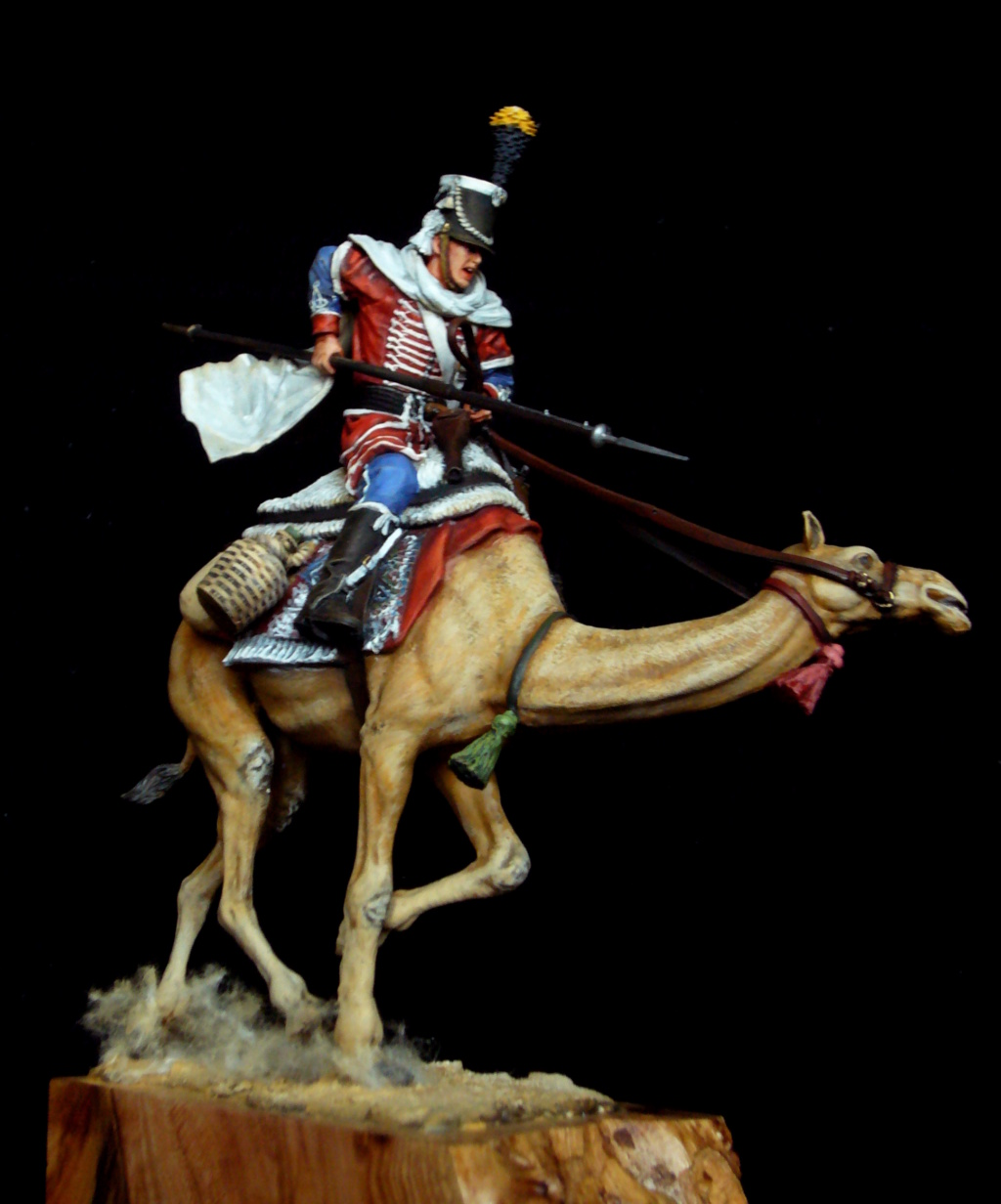 regiment des dromadaires, rpmodels P810