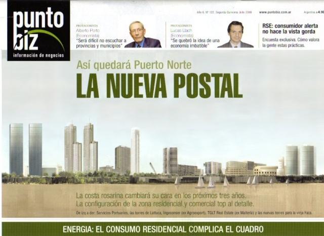 APOSTEMOS AL SECTOR DE LA CONSTRUCCIÓN Puerto10