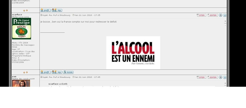 LES EXCUSES GRILLEES SUR LE FOFO - Page 6 Scarfe10
