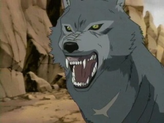 Wolf's rain ===> Looking for the Rakuen!! Wolfts10