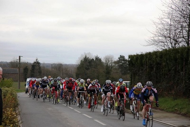 Courde vélo de Médréac: 13/03/2011 10643810