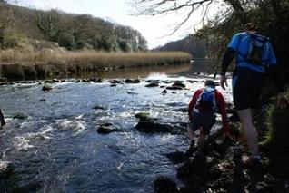 Trail de l'Aber Wrac'h: 03/04/2011 Coureu10