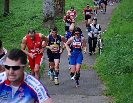 Duathlon d'Hennebont: 27/03/2011 Course10