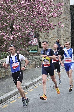 Duathlon d'Hennebont: 27/03/2011 Course11