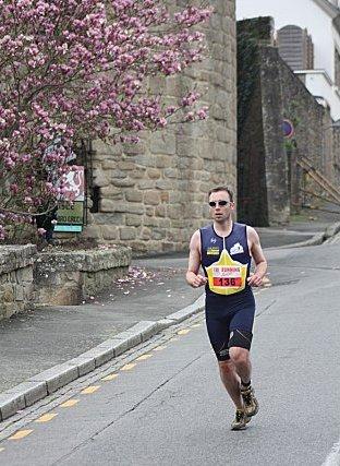 Duathlon d'Hennebont: 27/03/2011 Course13