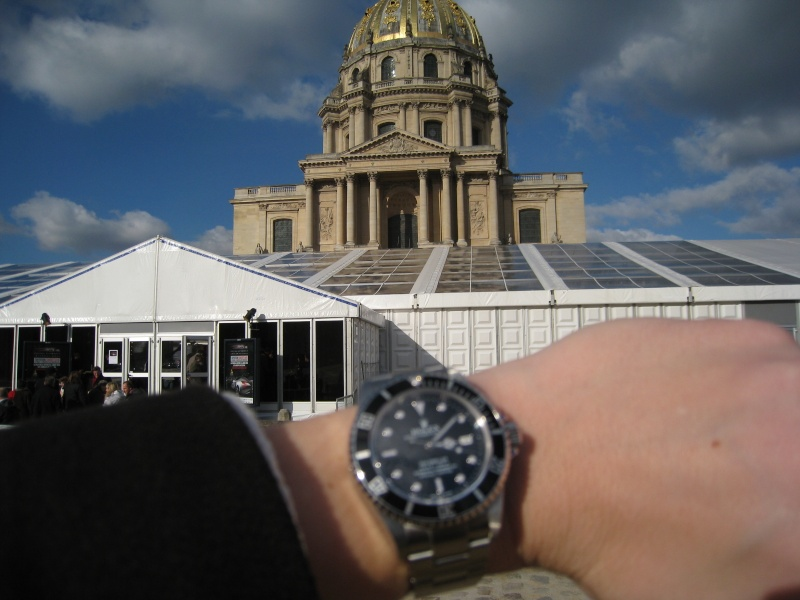 Bell&Ross expose des concepts cars aux Invalides Photo115