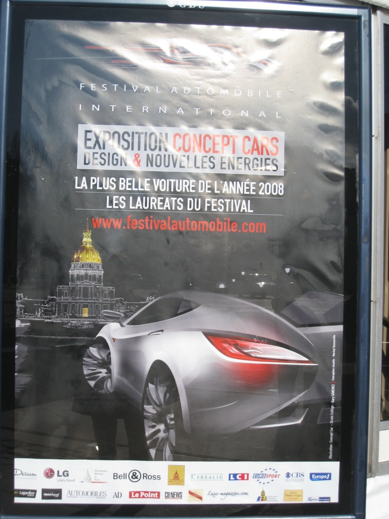 Bell&Ross expose des concepts cars aux Invalides Photo_66