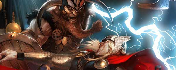 En enero llegará el número 600 de Thor Thor6010
