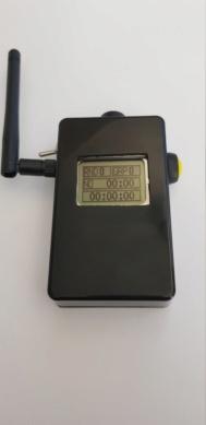 [Arduino] Afficheur et chronomètre portable pour GliderScore 20190413