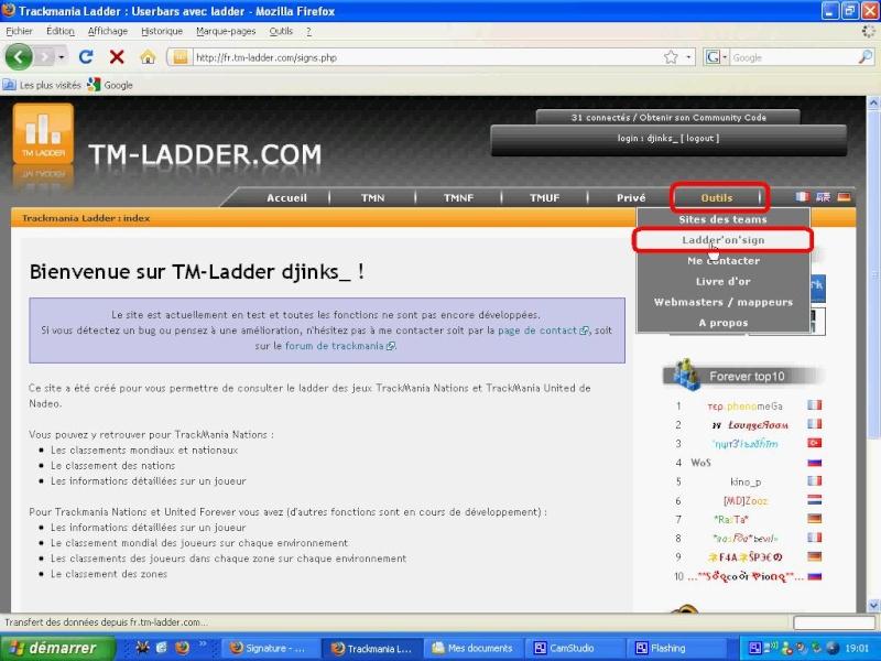 Tm-ladder 410