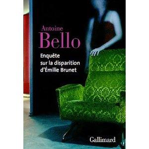 [Bello, Antoine] Enquête sur la dispariton d'Emilie Brunet Bello10