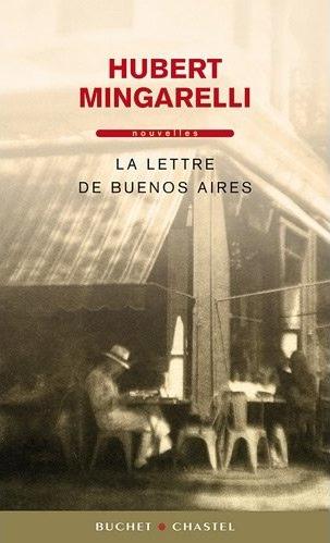 [Mingarelli, Hubert] La lettre de Buenos Aires Mingar10