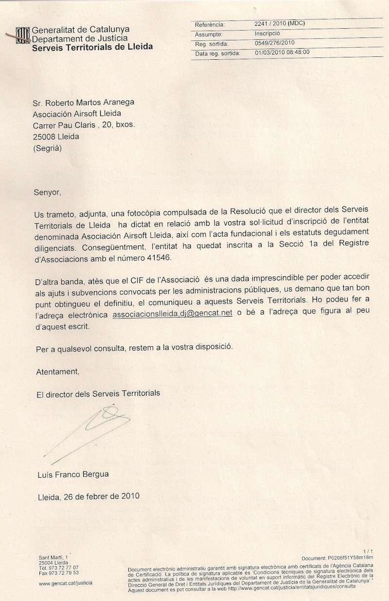 """Presentacion """"ASOCIACION AIRSOFT LLEIDA"""" Escane10"""
