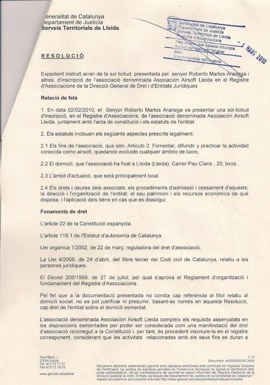"""Presentacion """"ASOCIACION AIRSOFT LLEIDA"""" Escane11"""