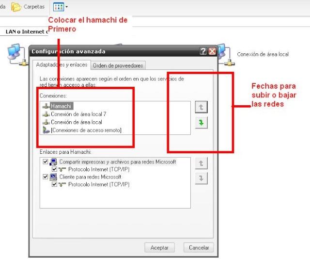 1. Configuracion de windows XP Dibujo18